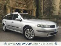 2007 RENAULT LAGUNA ESTATE 2.0 DCI**150 BHP**DYNAMIQUE**6 SPEED**OUTSTANDING!!