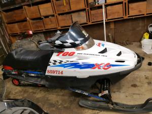 1999 Polaris 700 XC