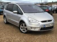 2009 Ford S-MAX Titanium 2.2TDCi 175ps Pan-roof Warranty & Delivery Px welcome