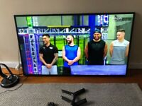 "Used Samsung 43"" UHD 4K Smart TV"