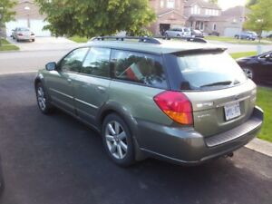 2006 Subaru Outback Limited Wagon