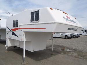 "2014 Northern Lite 8' 11"" Short Box Camper"