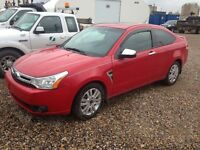 2008 Ford Focus SES Full Load Awesome little car