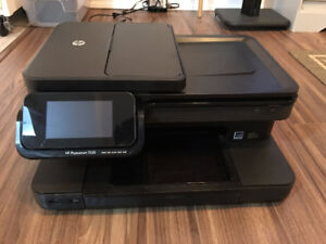 HP PhotoSmart All-in-One Color Printer