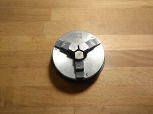 Emco 3-Jaw Chuck for Unimat 3