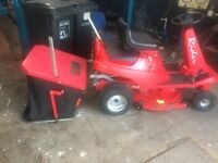 Honda sit on lawn mower
