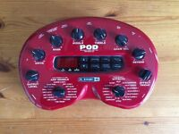 Line 6 POD 2.0 multi-effects & amp modeller