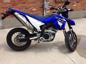 SOLD - 2008 Yamaha WR250X - $5,000
