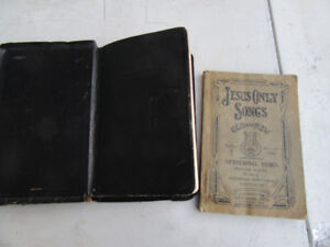 2 OLD SONG BOOKS - 1920's & 1930's
