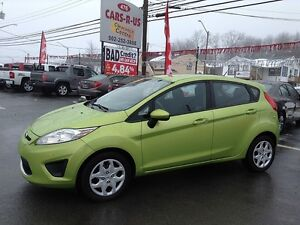 2011 Ford Fiesta SE- 2 year Unlimited km warranty included!