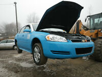 PARTING OUT 2013 IMPALA LOW KMS