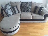 3 seat corner sofa