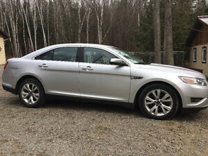 2011 Ford Taurus SEL Argent
