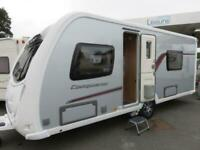 2012 SWIFT CONQUEROR 565, 4 BERTH WITH FIXED SINGLE BEDS ........SORRY NOW SOLD