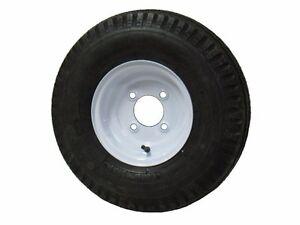 *2* Loadstar 4.80-8 LRC Bias Trailer Tires on 8