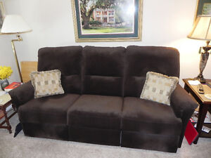 Reclining Sofa - Two months from new