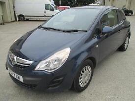 2011 Vauxhall Corsavan 1.3CDTi 16v 75ps Euro 5 ecoFLEX s/s DPF 1 owner pas