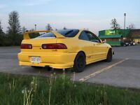 Acura Integra GSR (Type R Replica)