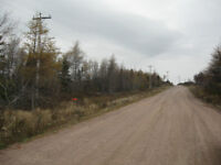 PRIME 4 ACRES ZONED COMM/LIGHT INDUSTRIAL HOLYROOD ACCESS ROAD