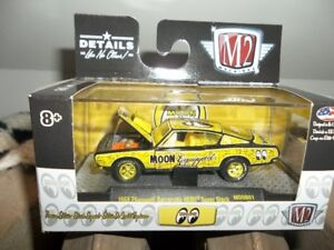 M2 MACHINES 1968 Plymouth Barracuda 1 of 750 chase