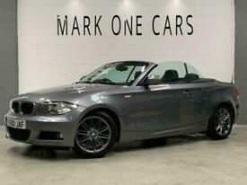 image for 2010 BMW 1 Series 118D M SPORT Auto Convertible Diesel Automatic