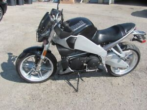 HARD TO FIND BUELL XB9S!!