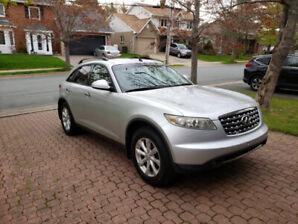 2006 Infiniti FX Technology Package SUV, Crossover