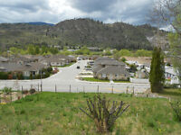 A lovely view lot in Oliver