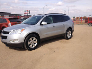 2009 Chevrolet Traverse LT SUV, Crossover