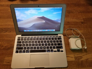 Macbook air mid 2012 11-inch 240gb