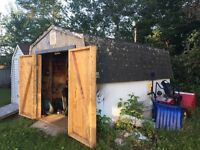 8x12 shed