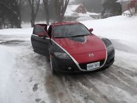 2004 Mazda RX-8 Barrie $7500 or BO