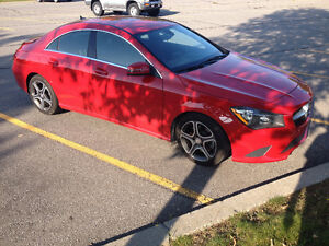 2014 Mercedes-Benz CL-Class CLA250 Coupe (2 door)