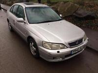 Honda Accord 1.8i ( S/Nav ) ( sr ) ( c/c ) ( 136ps ) auto 1999MY VTEC SE