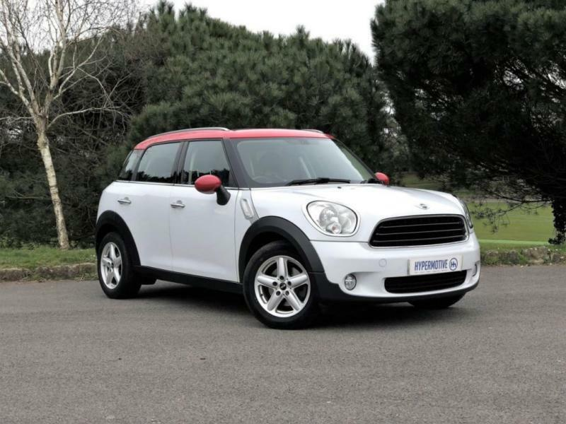 2013 MINI COUNTRYMAN 1.6 ONE D (SALT) DIESEL (ONE OWNER | LEATHER | PAN ROOF)