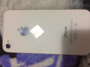 Iphone 4s with charger Cambridge Kitchener Area image 2