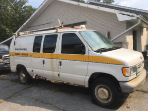 1999 Ford Van - AS IS
