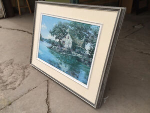 Beautiful Framed Picture Peterborough Peterborough Area image 2