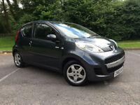 Peugeot 107 C1 1.0 12v Millesim New Mot Air/Con £20 Tax Cheap Car