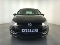 2014 VOLKSWAGEN POLO SEL TDI DIESEL 5 DOOR HACHBACK FREE ROAD TAX 1 OWNER