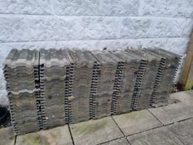 Ludlow plus concrete tiles