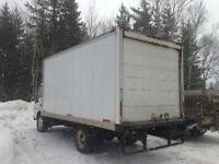 17' truck body