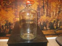 CARBOY WITH HANDLE