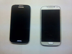2 Samsung S4's For Parts or Repairs