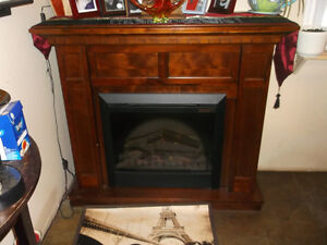 Beautiful Fireplace/ can deliver