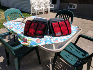 99-04 Ford Mustang Taillights