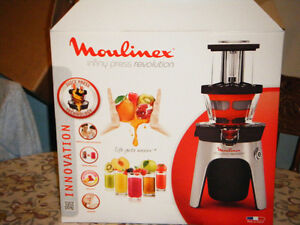 Moulinex Infiny Press Revolution Juicer