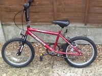Childs Bike/BMX Suits Ages 6-9 Years