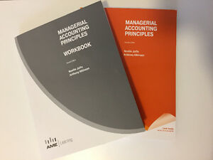 ECONOMICS AND MANAGERIAL ACCOUNTING TEXTBOOKS