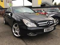 Mercedes Benz CLS320 3.0CDi Diesel Auto 7G-Tronic 2009 ** AMG Alloys